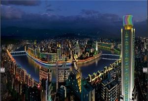 兴义市夜景照明